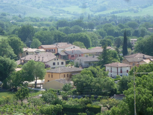 Spello, Umbria