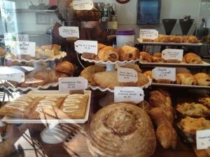 Crisp Bakery in Sonoma