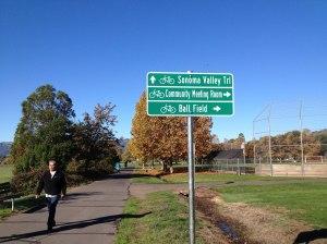 Sonoma Bike Trail