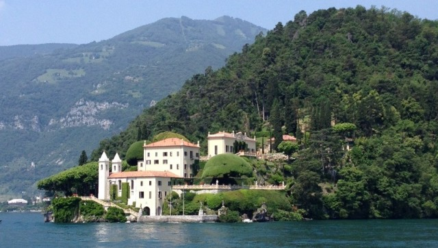Villa Balbianello on Lake Como