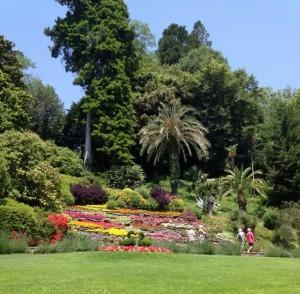 Rock Gardens at Villa Carlotta