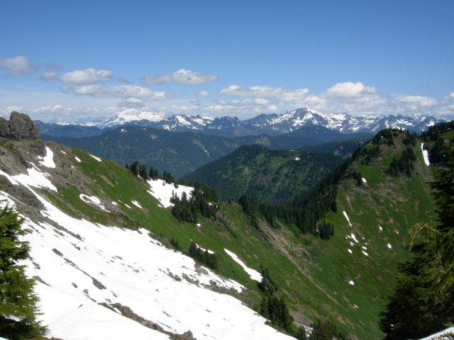 Sauk Mt. Hike
