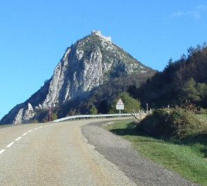 Road to Montségur