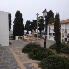 Cemetery near Portlligat