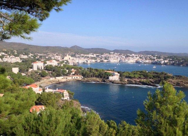 View of Cadaqués