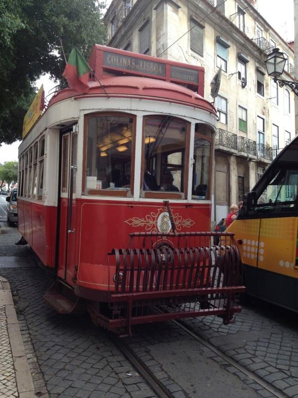 Lisbon Trolley