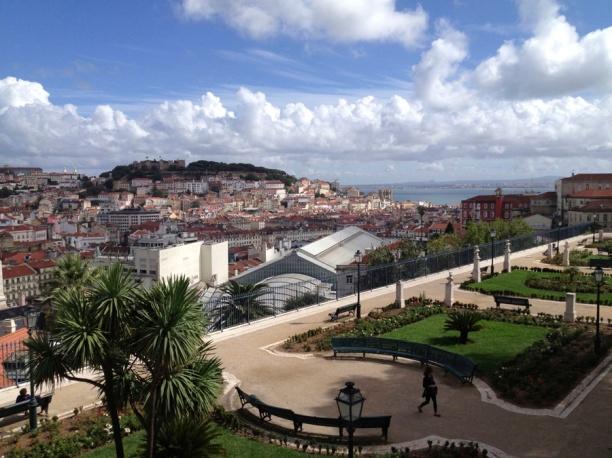 Lisbon & the Tagus River