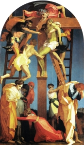 The Deposition by Rosso Fiorentino-1521