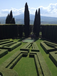 Gardens and Monte Amati