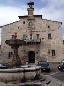 Cagli Town Hall