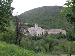 Abbey Fonte Avellana, near Frontone
