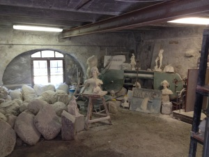 Alabaster Workshop