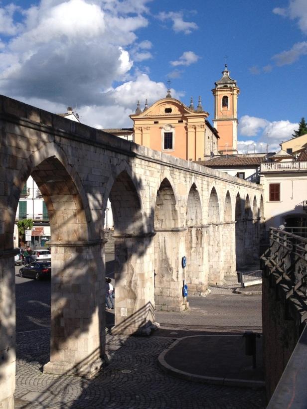 Sulmona Aqueduct