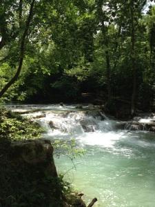 Elsa River & falls