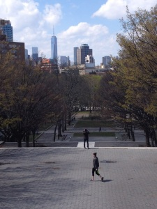 McCarren Park view