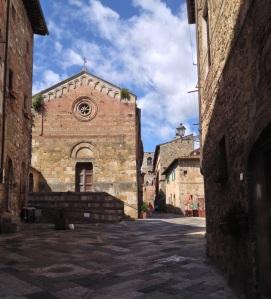 Quiet old town