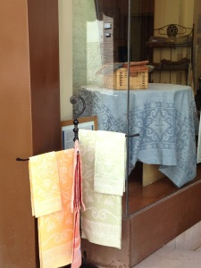 Fabrics in Montefalco