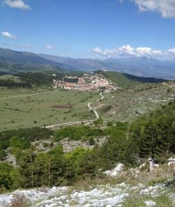 Views of Campo di Giove