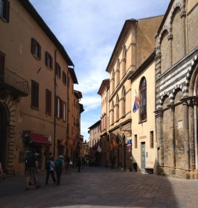 Streets of Volterra