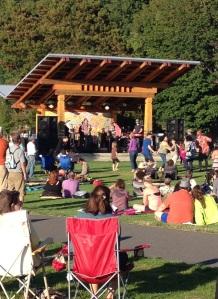 Boulevard Park Concert