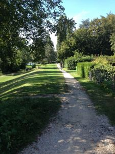 Bike Path to St. Sulpice