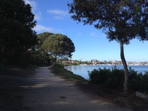 Point Loma Walk