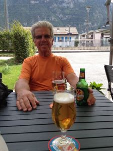 A Swiss Beer break