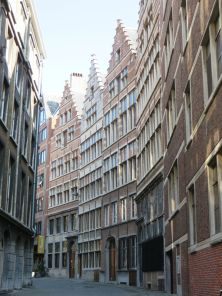 Central Antwerp