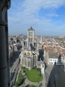 View from Belfry
