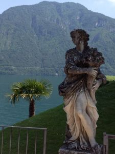 Balbianello Statuary