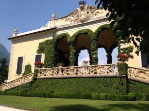 Villa at Balbianello