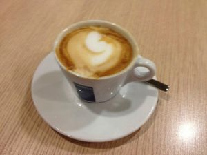 Traditional Cappulccino