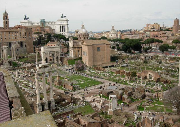 The Forum & Rome