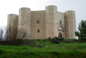 Norman Castle near Matera
