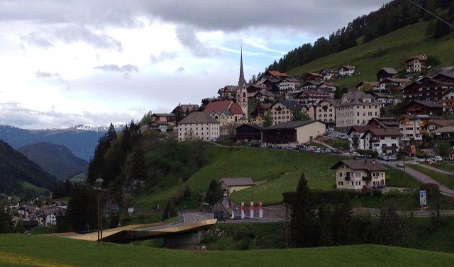 Santa Cristina & Dolomites