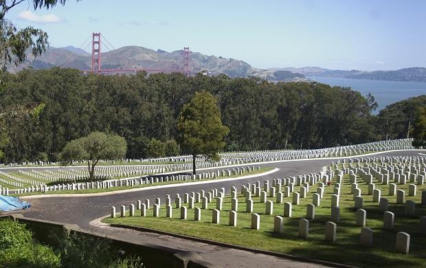Walking The Presidio Of San Francisco Racconti