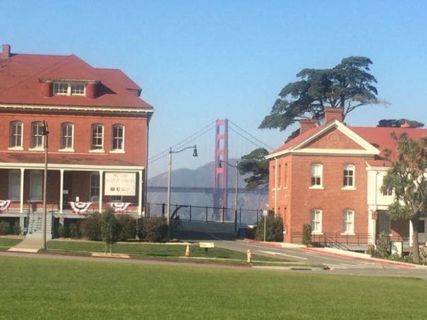 Golden Gate & Presidio