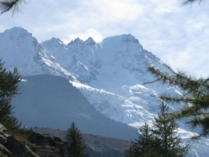 Gran Paradiso Close Up