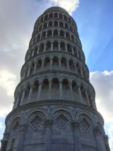 Pisa's popular Tower