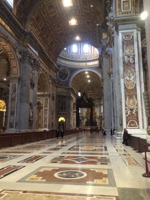 St.Peter'sInterior